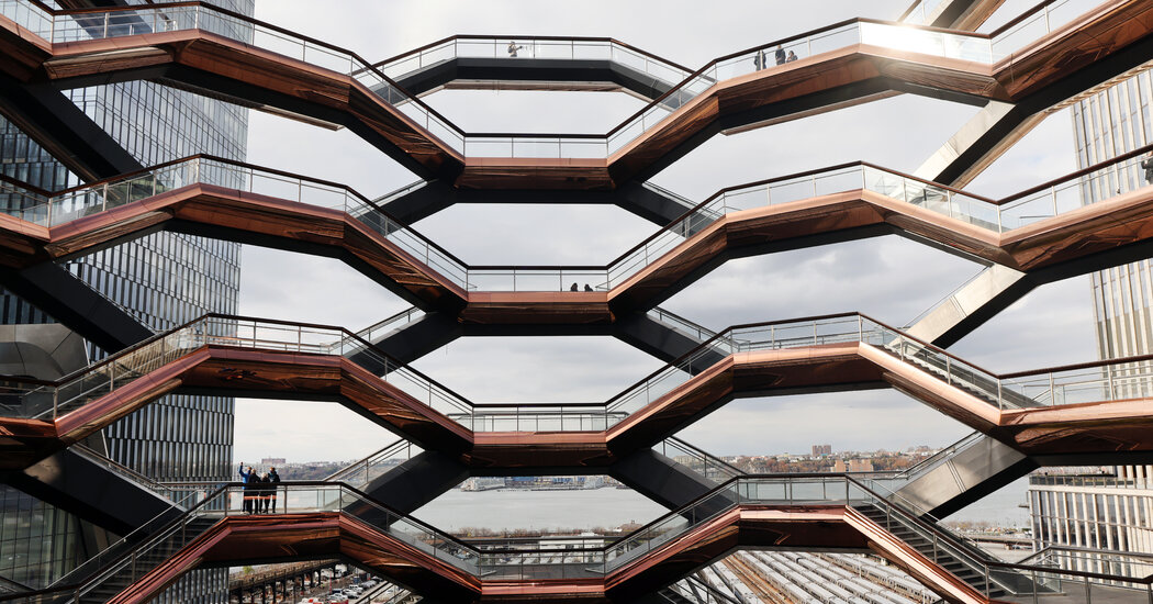 The Vessel at Hudson Yards Will Reopen With Changes 1