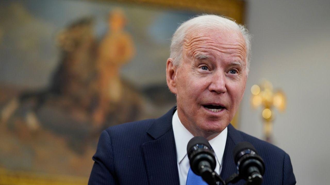 Biden asks U.S. intel officials to investigate COVID-19 origin 1