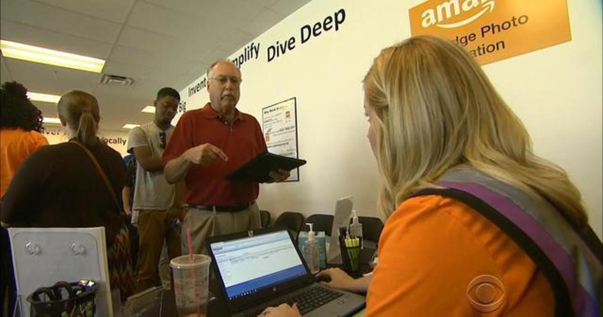 Amazon's latest big special: 50,000 job openings 1