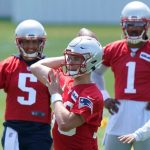 The Patriots announced several dates for open training camp practices 5