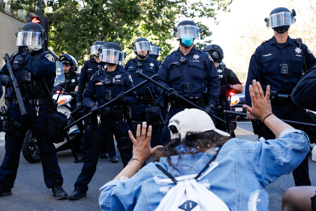 Listening session set for outside review of SJPD response to George Floyd protests 1