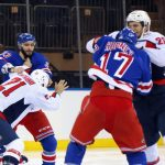 Rangers, Capitals open game with line brawl in wake of Tom Wilson controversy 7