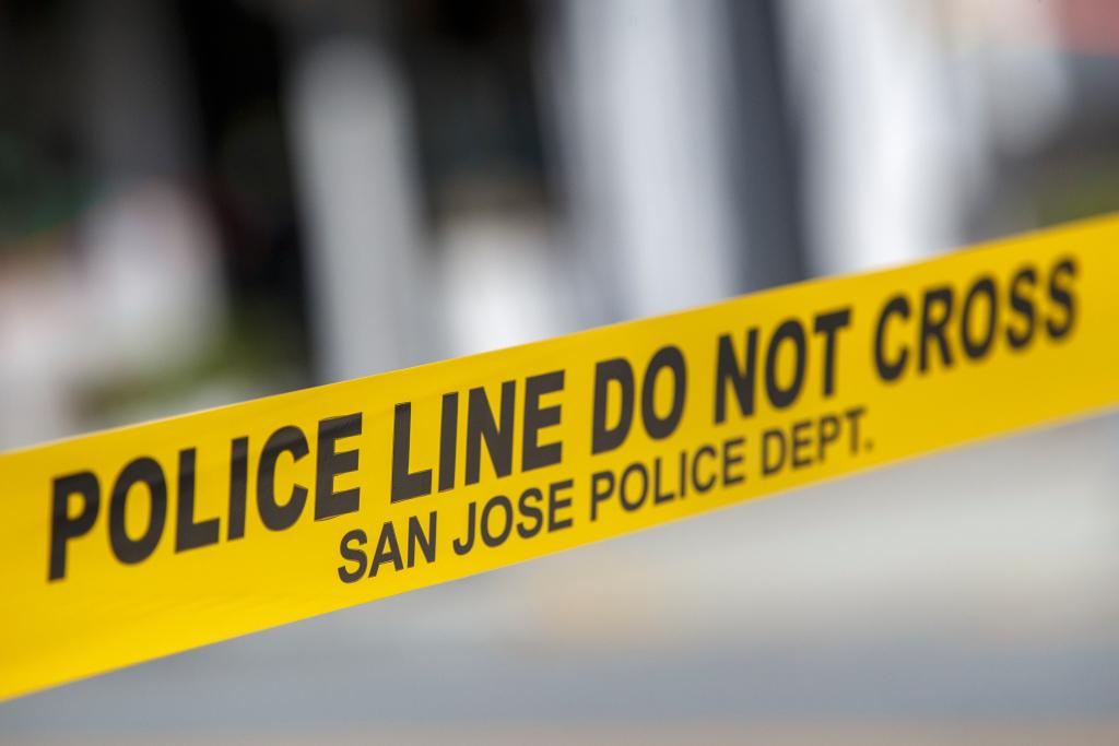San Jose police officer struck, seriously injured 1