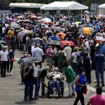 Mexico City exhales as COVID-19 infections fall 15