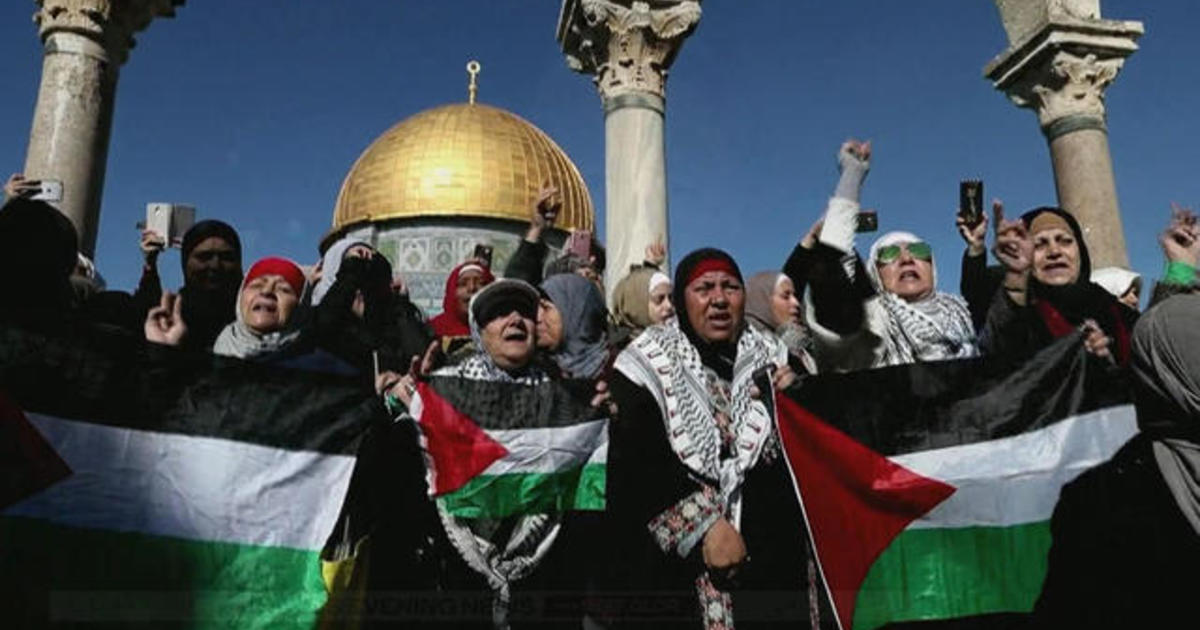 Protests, angry demonstrations in Palestinian territories 1
