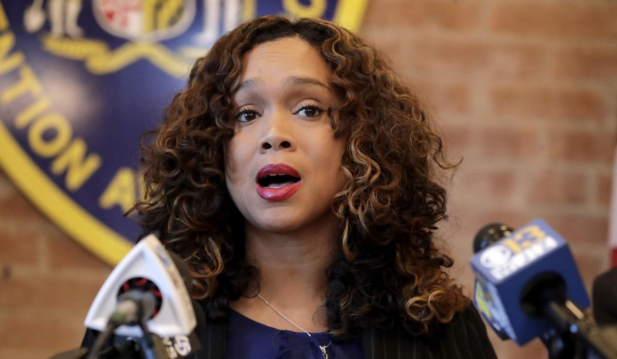 Baltimore prosecutor's office asks FCC to probe local TV station over 'abhorrent' coverage of her 1
