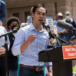 As Texas Voting Restrictions Near Passage, Democrats Stage Protest 4