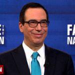 """Mnuchin says the middle class will see benefits from the tax bill """"right away"""" 6"""