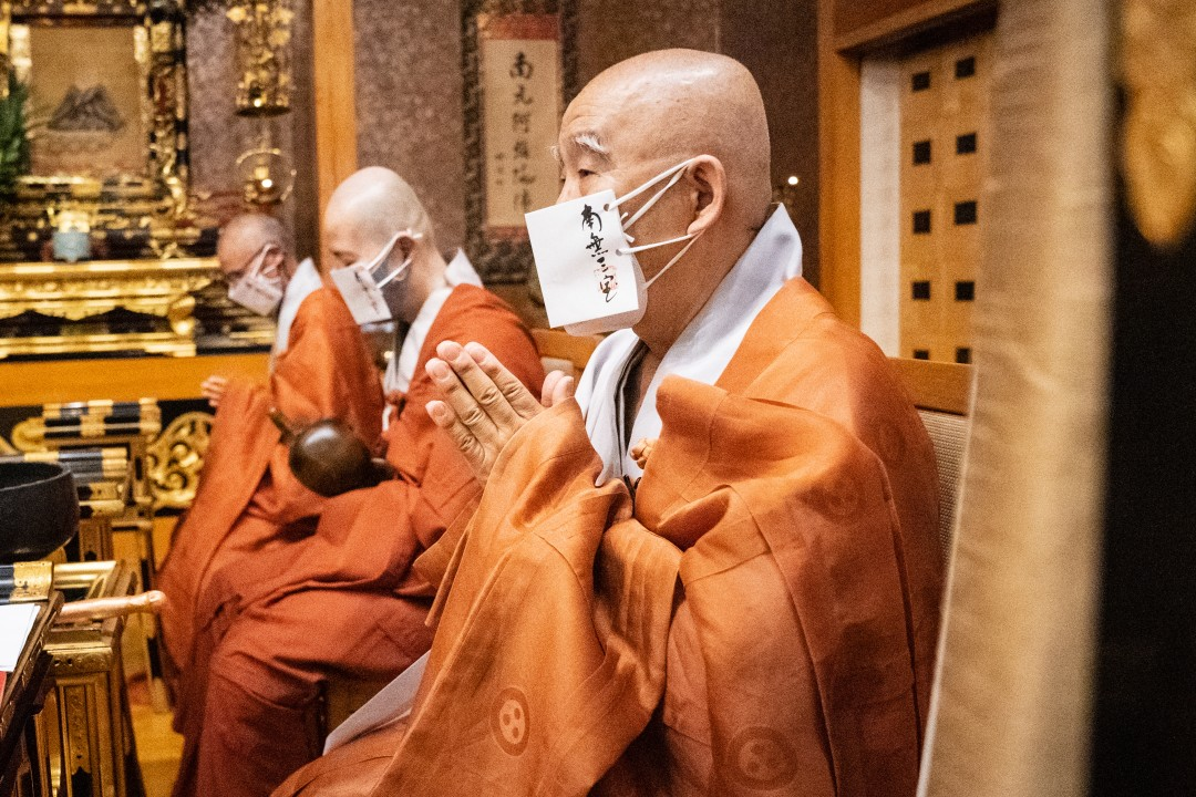 Rare gathering of world's vast schools of Buddhism offers healing against racial hate 1