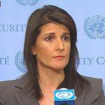 Nikki Haley addresses Iran protests, North Korea at U.N. 8