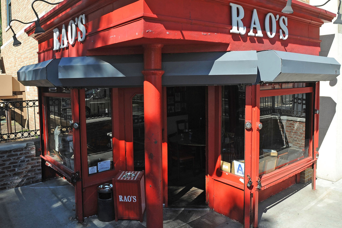 Famed Italian eatery Rao's reopens, but will keep online ordering 1