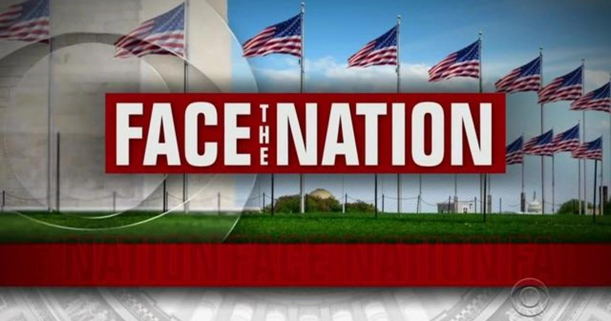 """Open: This is """"Face the Nation,"""" May 9 1"""