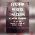 """Police to guard """"White Racism"""" class at Florida university 2"""
