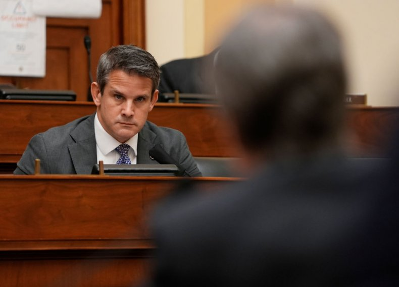 Adam Kinzinger Attacks McCarthy for Changing Capitol Riot Stance, Praises Cheney Consistency 1