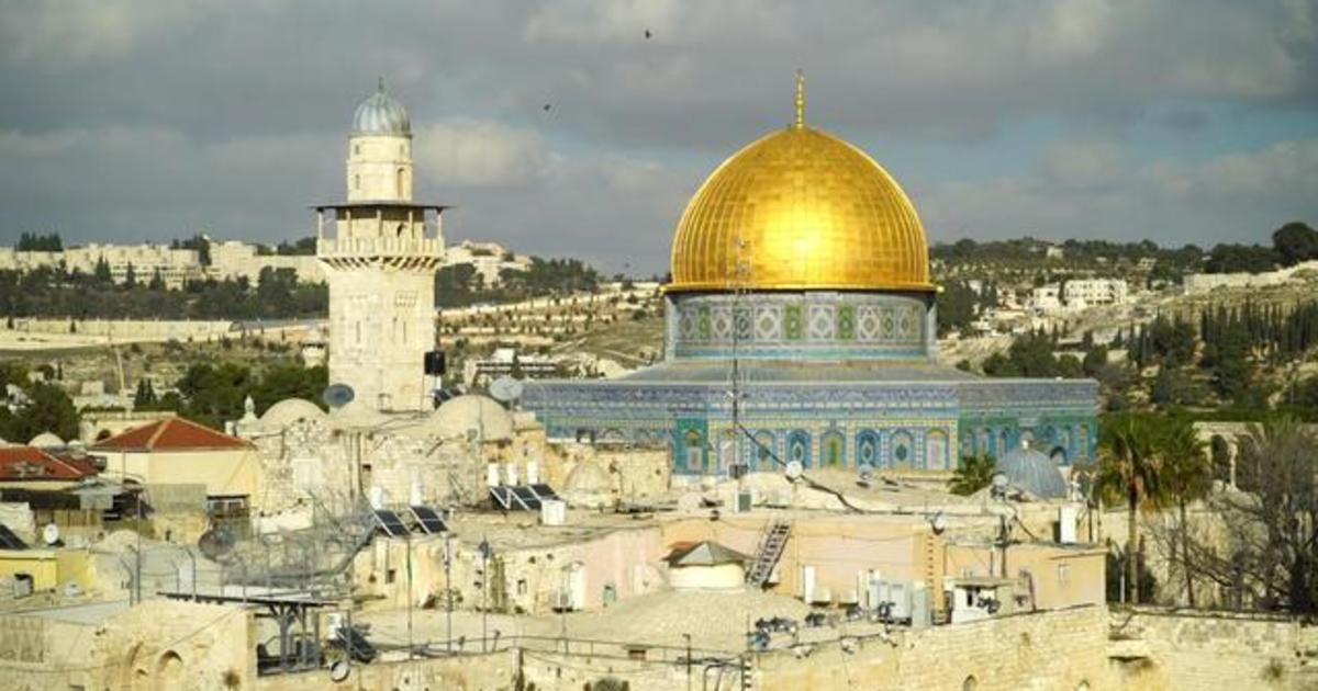 New U.S. embassy in Jerusalem to open by next year 1