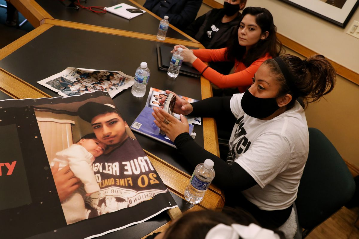 Family of Anthony Alvarez struggles with his public death, asks that 'policing failures' be addressed after his fatal shooting by an officer 1