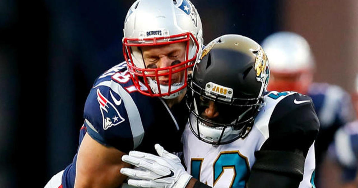 Patriots star Rob Gronkowski's health in doubt for Super Bowl 1