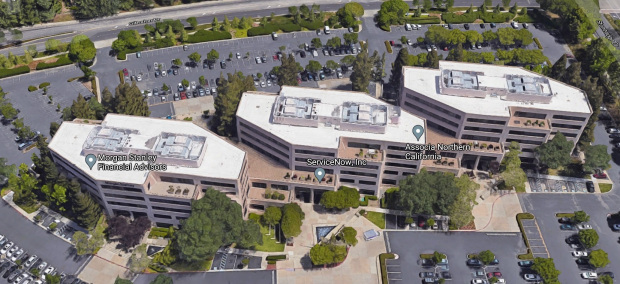 Real estate: Big office complex in Pleasanton's Hacienda Business Park finds buyer 1