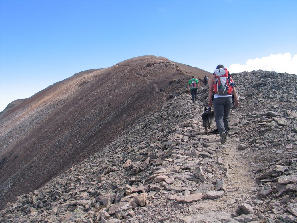 Landowner who closed access to four 14ers says he wants to reopen them 1