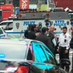 NYPD officer sprinted through Times Square to get a 4-year-old shooting victim to safety 5