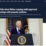 Poll: Overwhelming Majority of Voters Not Impressed by Biden's First 100 Days in Office 9