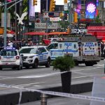 Alyssa Vogel, Police Officer Who Saved 4-Year-Old in Times Square Shooting, Credits 'Instinct' 7
