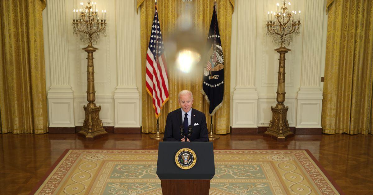 The coronavirus is complicating Biden's democracy agenda 1