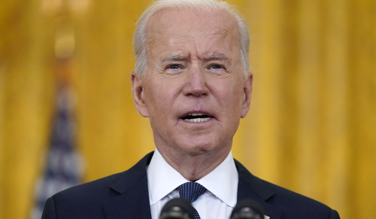 Senate GOP open to higher infrastructure price tag ahead of meeting with Biden 1
