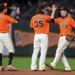 SF Giants set to clear MLB's vaccination threshold, 'Mustache May' to become mask-free 5