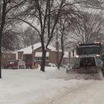Midwest snow shuts down schools, cancels flights 4