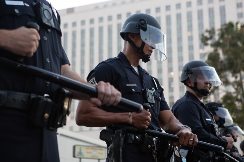 BLM files another lawsuit over Floyd protests, this one against Santa Monica 1