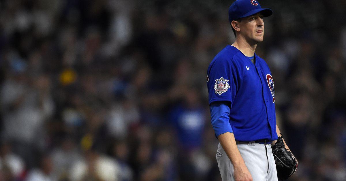 Nine? Nope. Cubs' Kyle Hendricks sees personal win streak end in opener at Brewers 1