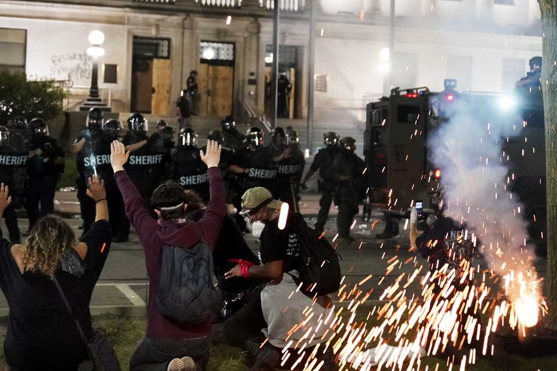 Another Prosecution of a George Floyd Rioter, This Time in Tennessee 1