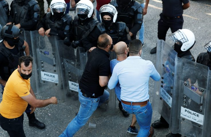 Palestinian Authority Deploys Forces During Protest Over Killing of Abbas Critic 1