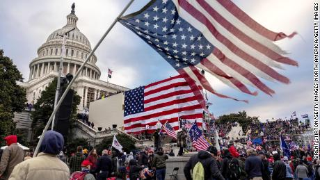 Officer injured in Capitol riot asks McCarthy to denounce GOP January 6 conspiracies 1