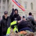 New video from Capitol riot shows Trump supporter convicted of statutory rape heckling police 5