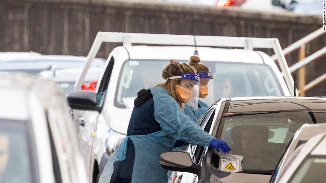 Australia's biggest city heading into two-week hard lockdown to contain Delta coronavirus outbreak 1