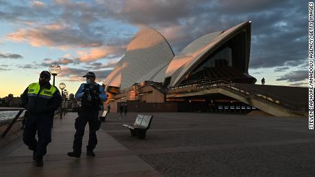 More than 10 million Australians go under lockdown in fight against Delta variant 1