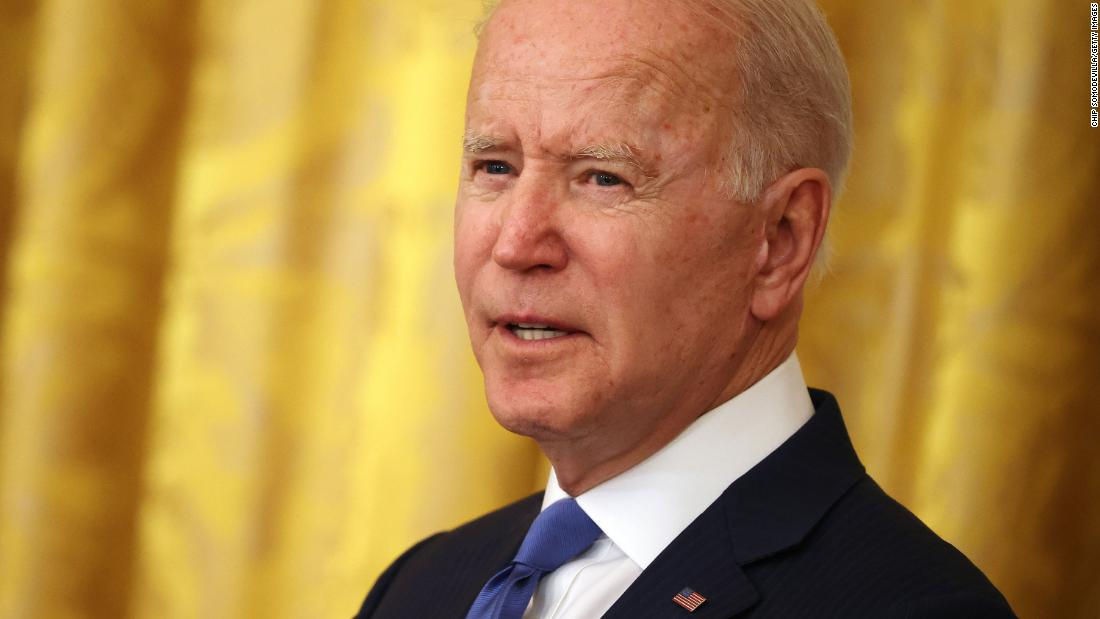 Biden will travel to Michigan over July 4th weekend to celebrate progress in Covid-19 fight 1