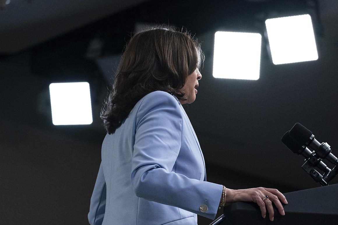 'Not a healthy environment': Kamala Harris' office rife with dissent 1