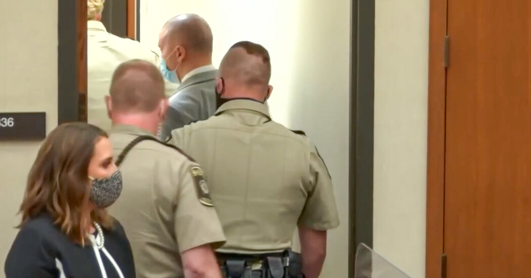 Derek Chauvin Receives 22 and a Half Years for Murder of George Floyd 1