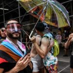 Pride Parties and Protests Bring Excitement Back to N.Y.C. Streets 3
