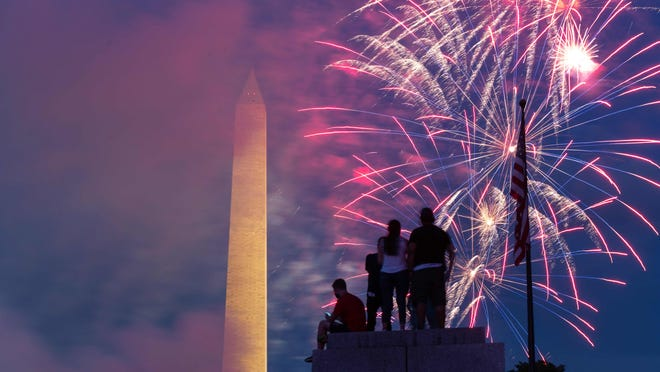 Will federal offices and mail services be open during Fourth of July weekend? 1