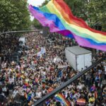 Thousands take to streets in Paris for first Pride march since lockdown 6