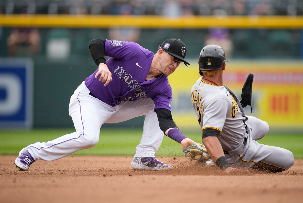 """Rockies ride strong pitching to beat Pirates 2-0 at Coors Field in """"Opening Day 2.0"""" 1"""
