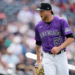 Rockies' Kyle Freeland exits series opener against Pirates with apparent leg injury 7