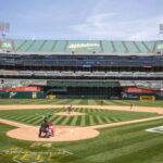 A's draw smallest crowd in 34 years with Coliseum fully reopened, but team expects 30,000 against Red Sox 7