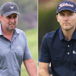 Richard Bland, Russell Henley share lead at U.S. Open 15