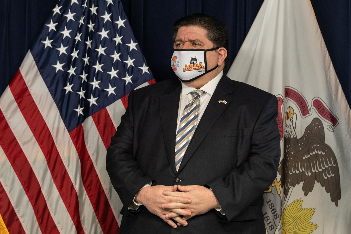 Pritzker urges shots and masks to guard against looming spike of highly contagious COVID-19 variant: 'This is very real' 1