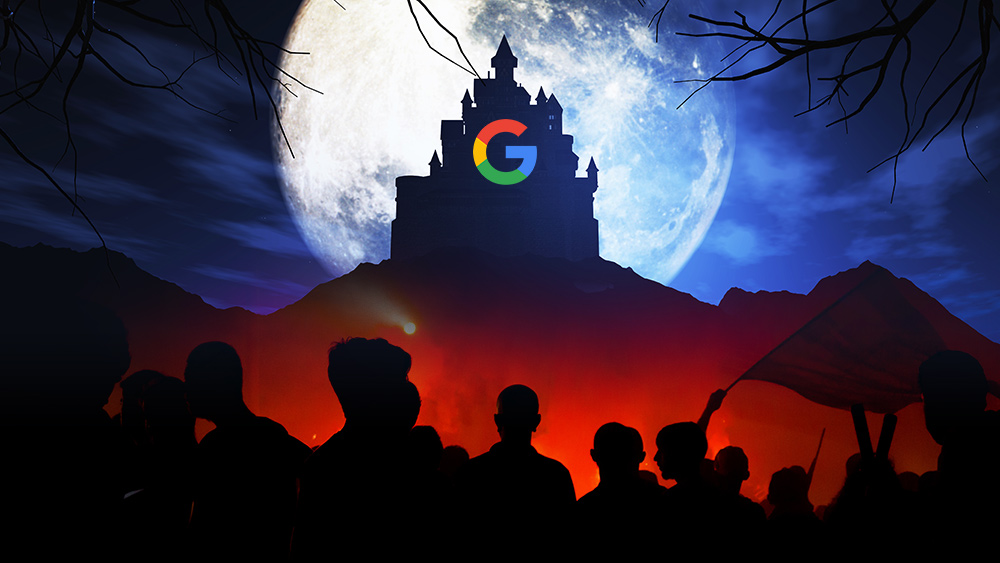 DO MORE EVIL: Google conspired with Peter Daszak, Wuhan lab to conduct dangerous experiments on coronaviruses 1